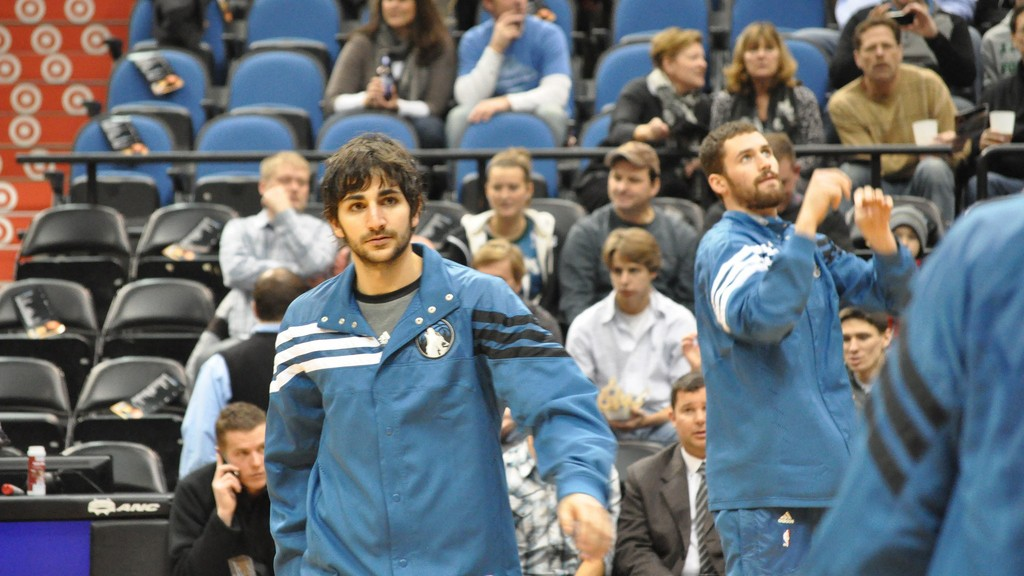 Ricky Rubio and the Timberwolves Get a Do-Over