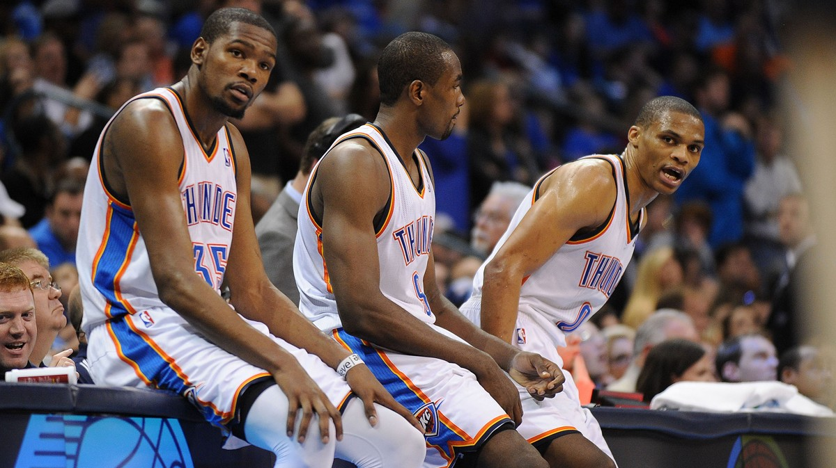Is the Thunder's Championship Window Closing?