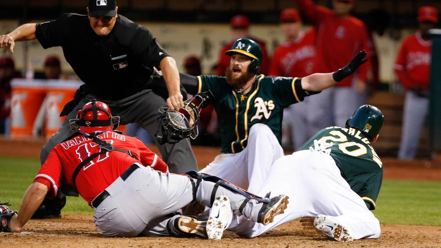 Angels, A's, And Agony