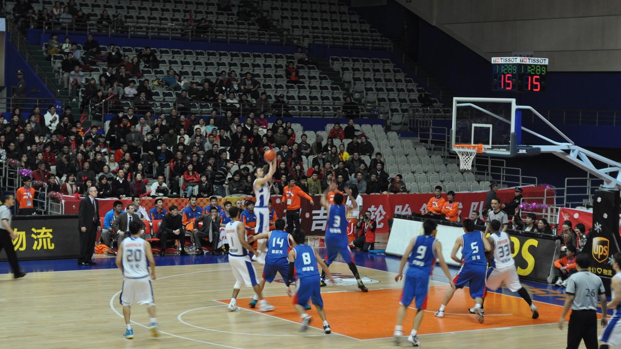 The Chinese Basketball Association is Fucked Up