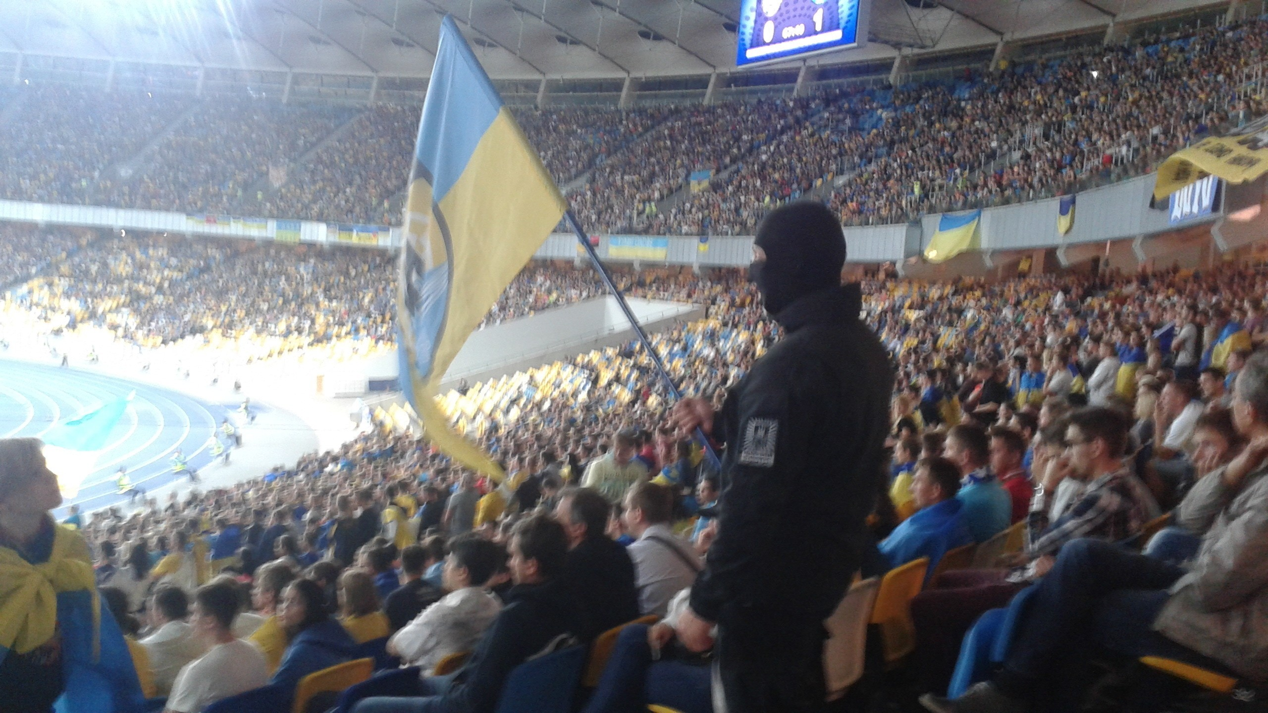 The Ultras, Azov Battalion, and Soccer From Inside Ukraine
