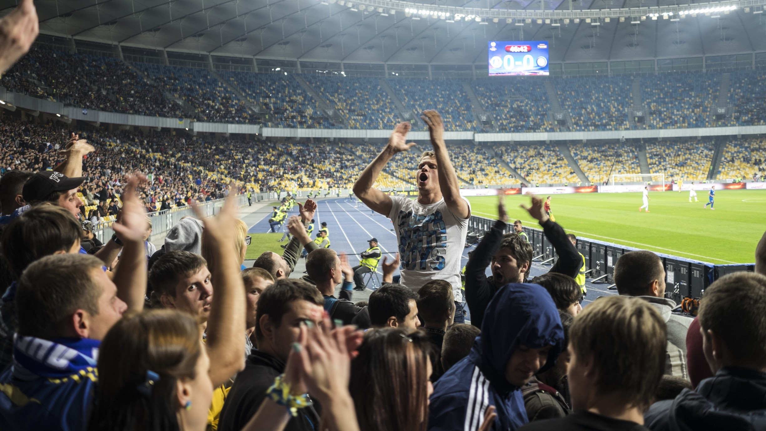 White Nationalism, Left-Wing Alliances, and Straight Edge Lifestyles: Ukraine's Soccer Fans Turned Soldiers