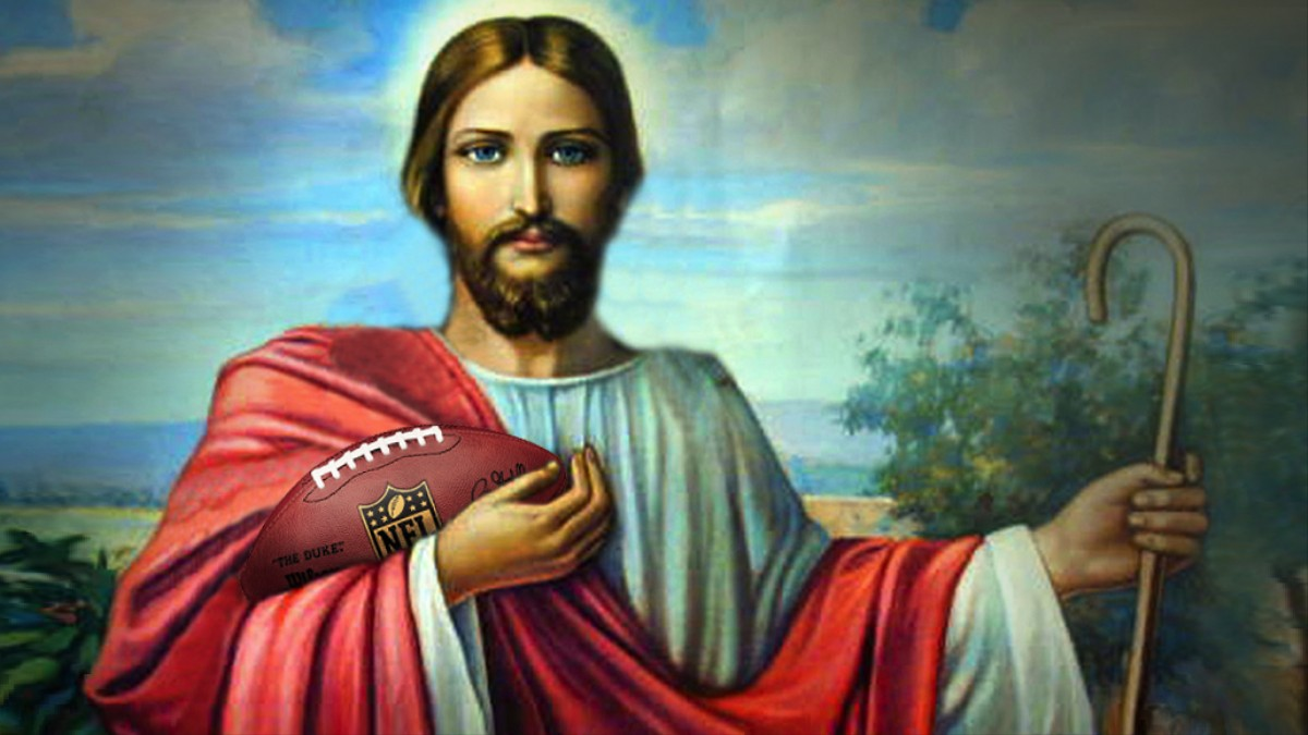 What Would Jesus Think About Football? - VICE Sports