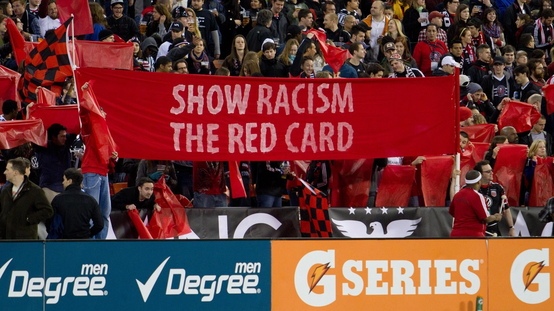 Zero Tolerance: The Fight to End Racism in Soccer