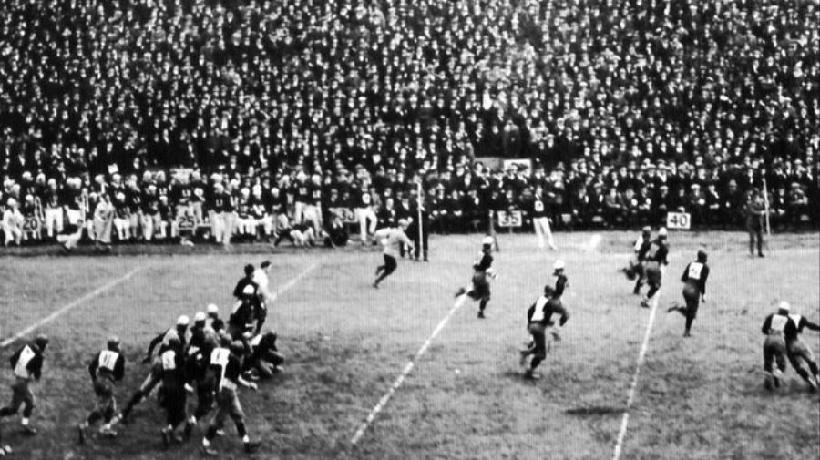 The Weird, Wild History of Lehigh-Lafayette, Football's Oldest Rivalry