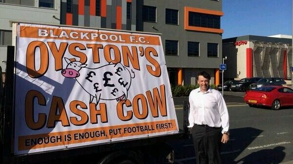 The Rise and Fall of Blackpool FC
