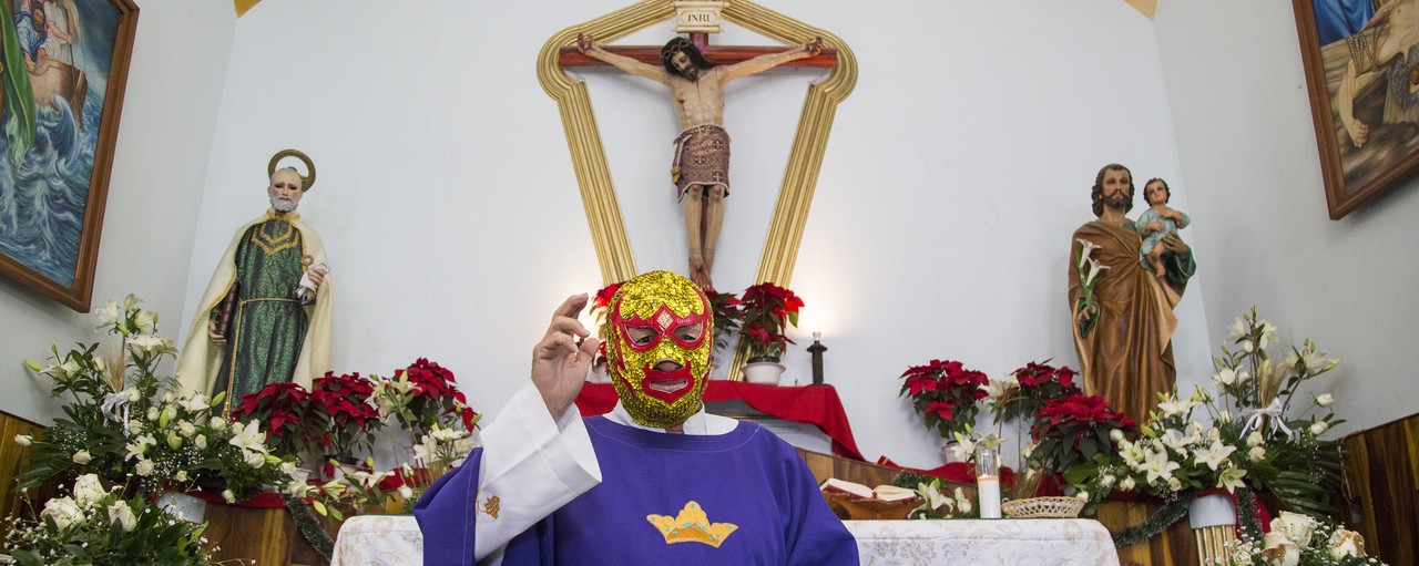 Addict, Priest, Luchador: The Unbelievable Life of Fray Tormenta