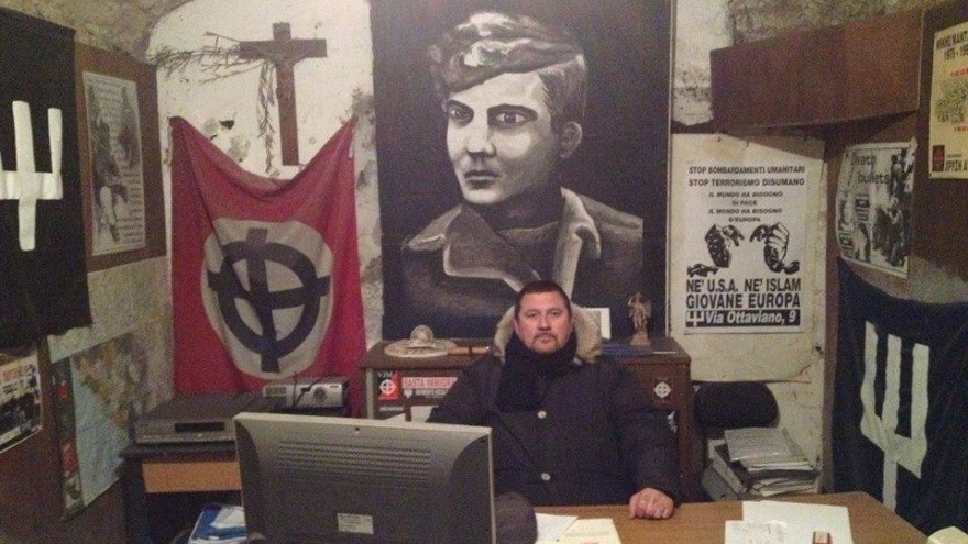 The Fascist Italian Soccer Ultra Who Killed a Rival Fan