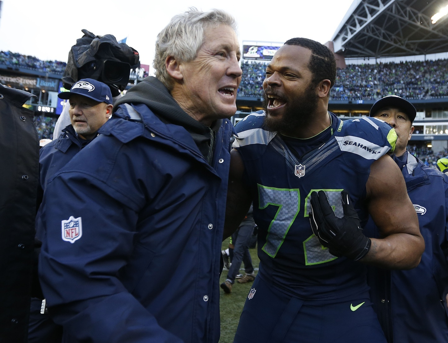 Seattle Seahawks Want To Trademark The Word 'Boom' And The Number '12'