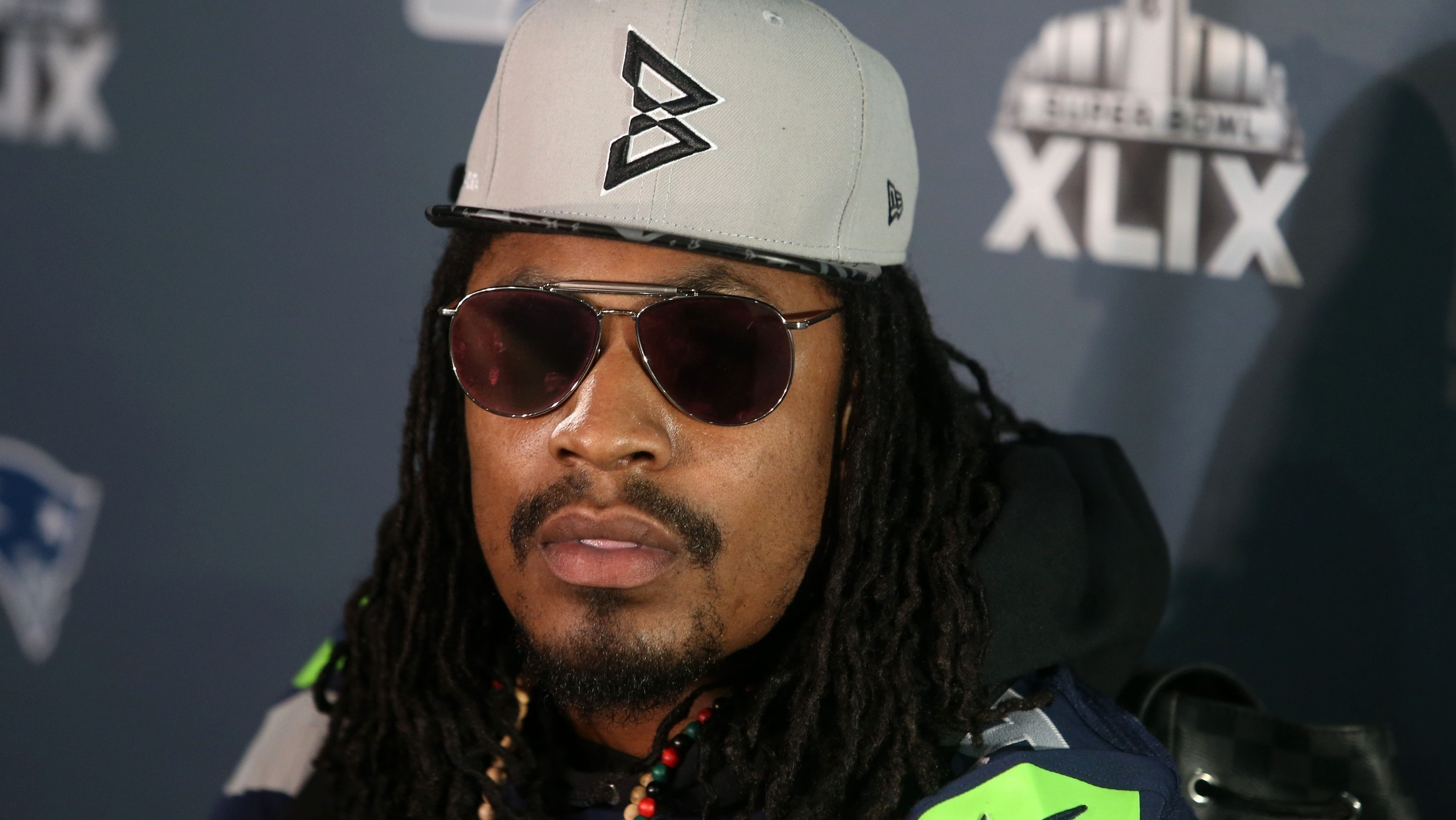 Why Sports Reporters Are (Really) Mad at Marshawn Lynch