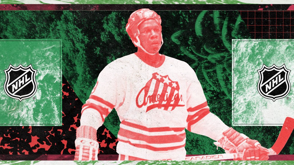 'No One Was Tougher': The Story of the NHL's First Black American