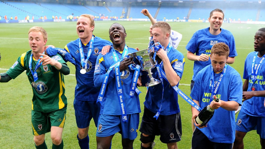 AFC Wimbledon, the Revolutionary Soccer Club that Refuses to Die