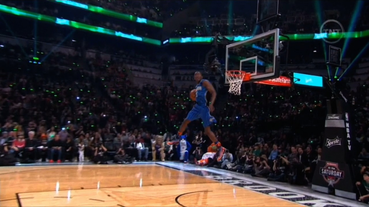 This is the Dunk Victor Oladipo Was Trying to Pull Off in Final Round
