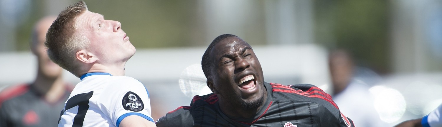 Jozy Altidore Was Never Going to be Great