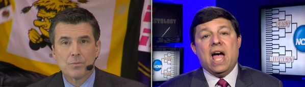 Joe Lunardi Sets the Record Straight on Toupee Talk