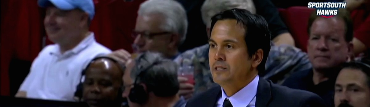 Erik Spoelstra is a Malfunctioning Robot
