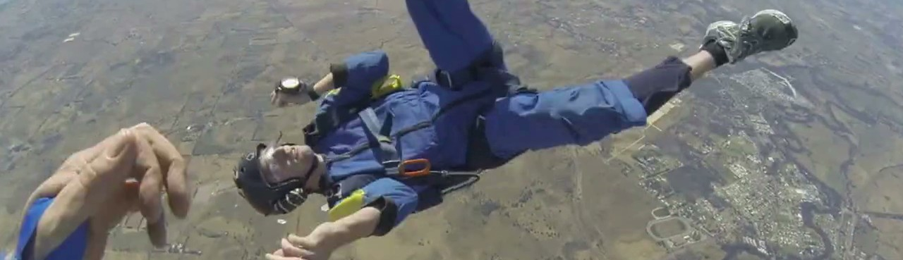 Guy Has Seizure While Skydiving, Saved By Hero Jump Master