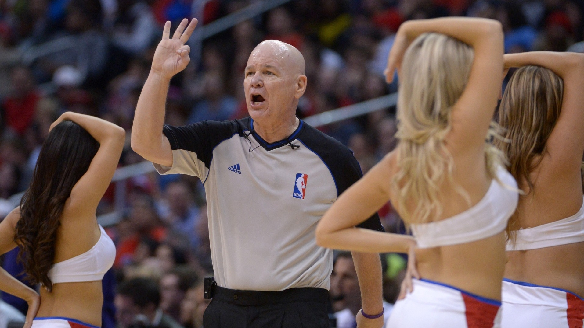 Joey Crawford Is the Worst