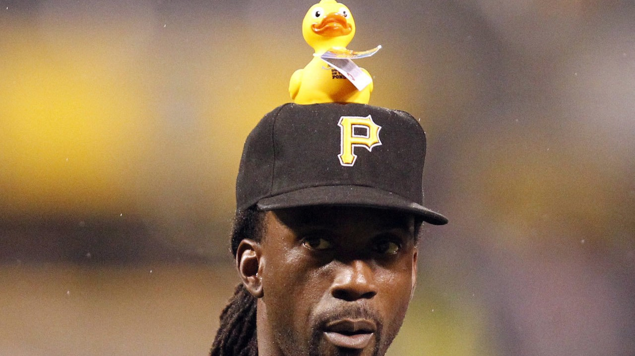 Andrew McCutchen Needs to be Kicked Out of Baseball for This