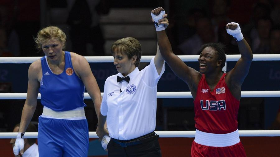 The Triumphs and Hard Times of Gold Medalist Boxer Claressa Shields