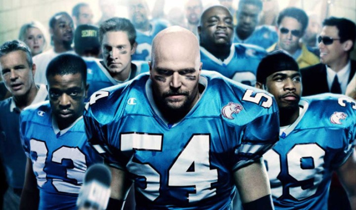 Playmakers, the Show the NFL Killed for Being Too Real