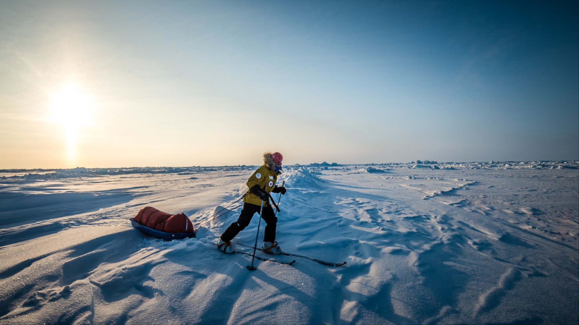 Racing the Last Degree of the North Pole - VICE