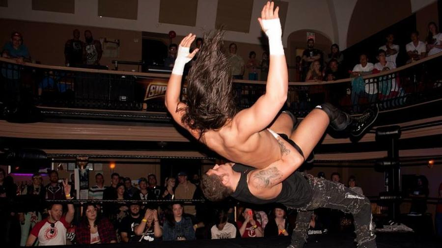 Why We Fight: a Night With the Indie Wrestlers of Superkick'd