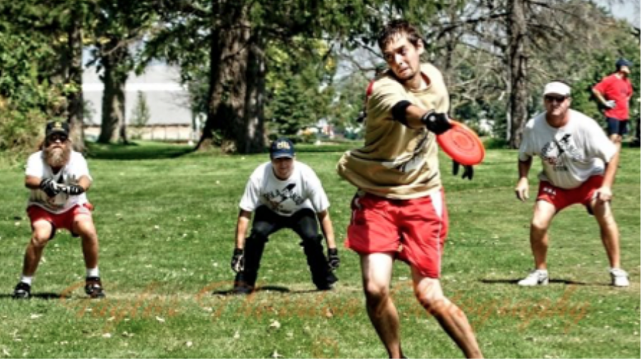 Inside the Hardcore World of Guts, the Toughest Frisbee Sport of All