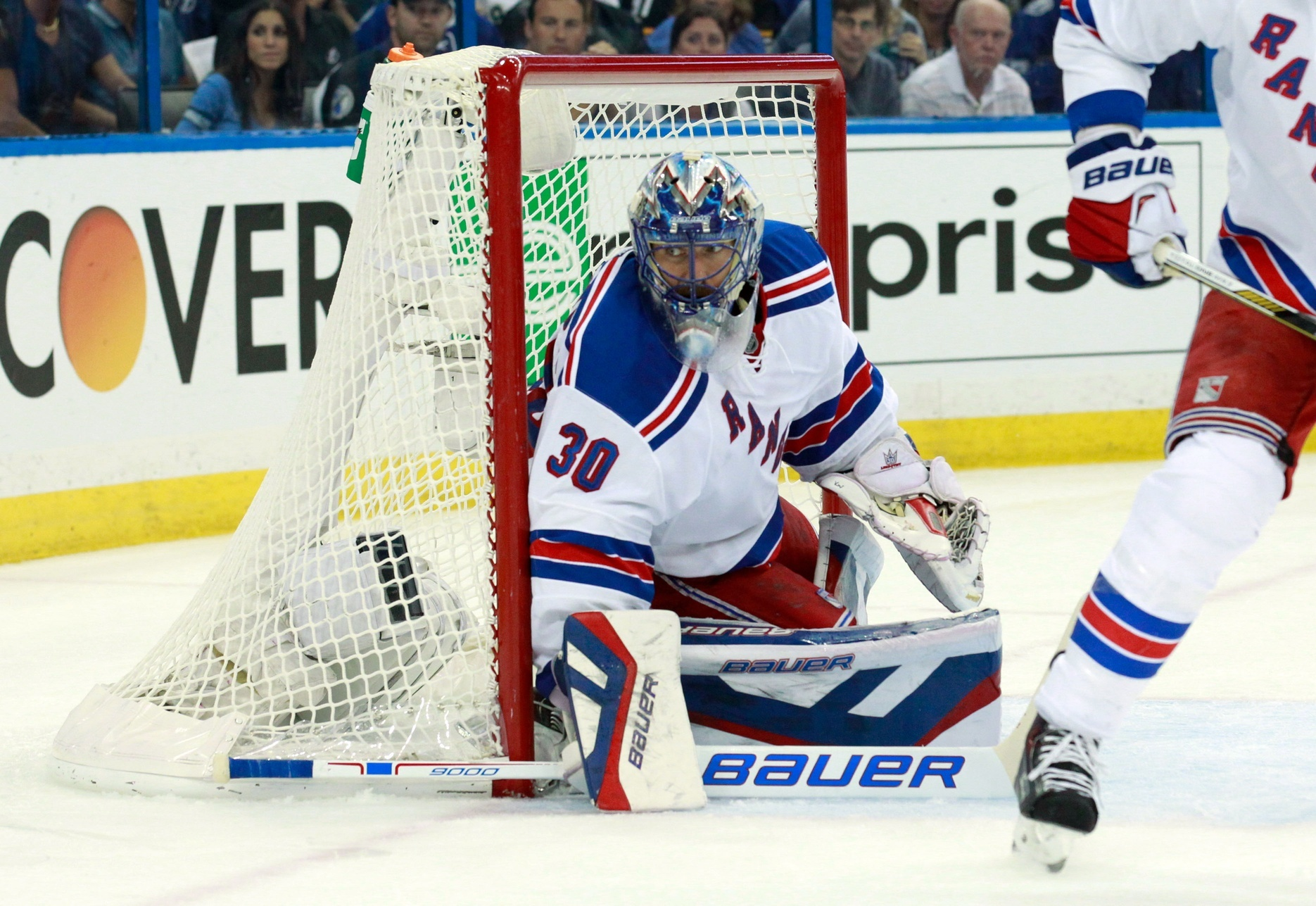 All Henrik Lundqvist Needs To Do Is Be Perfect