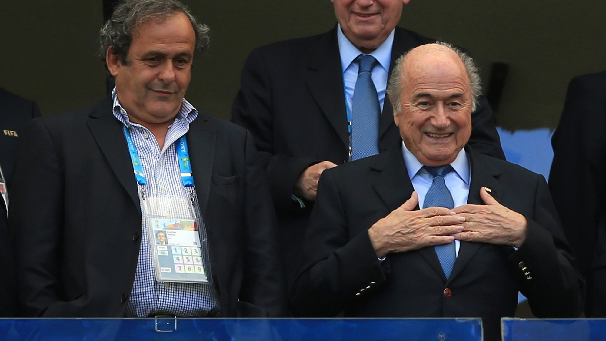 Who Could be the New FIFA President?
