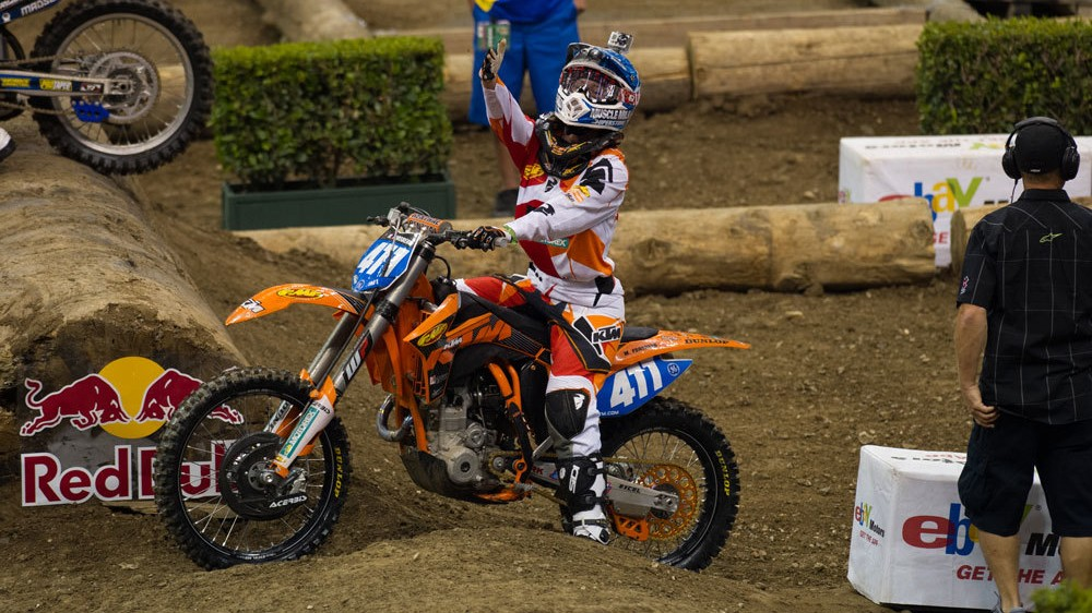 Off Road Motorcycle Racing S First Mom Athlete Returns To X Games