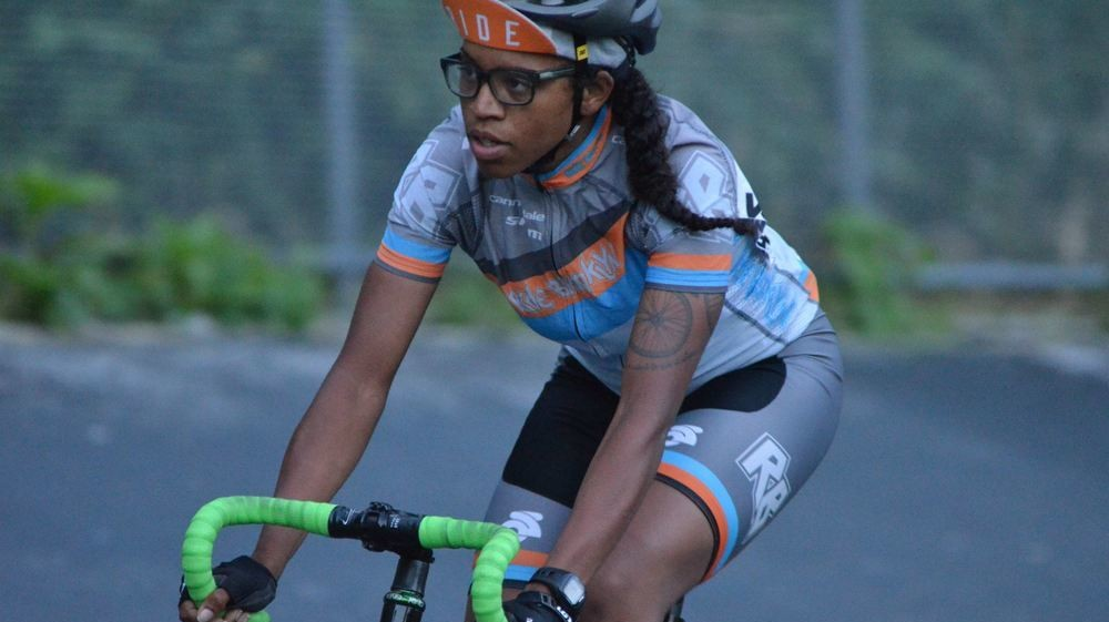 Can Ayesha McGowan Become America's First Black Woman Pro Cyclist?