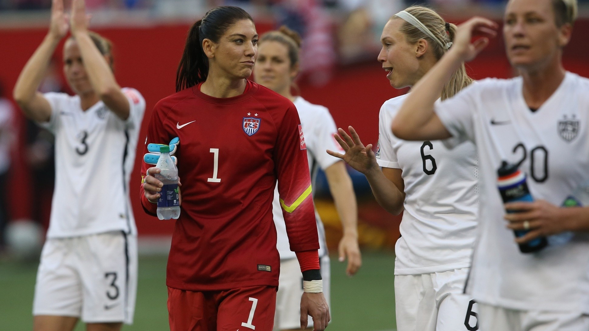 Why Is the Rhetoric So Amped When We Talk About Hope Solo?