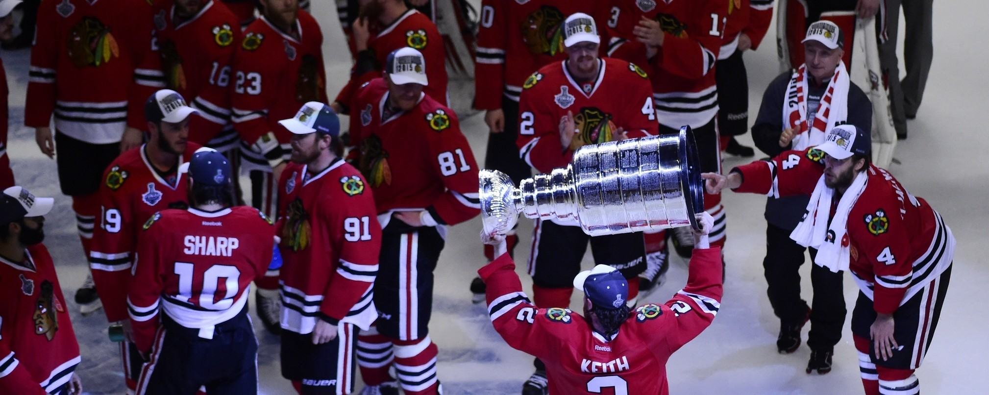 Could This Be the Blackhawks' Last Hurrah?