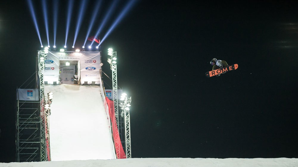 "Let's Hope Olympic Big Air Snowboarding Isn't One Big ""Meatball Huck"" Fest"