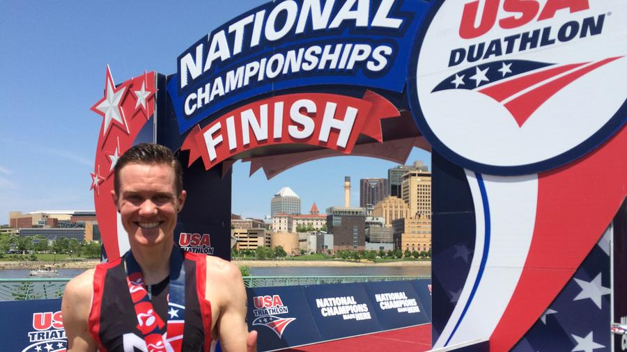 Transgender Athlete Chris Mosier Makes History