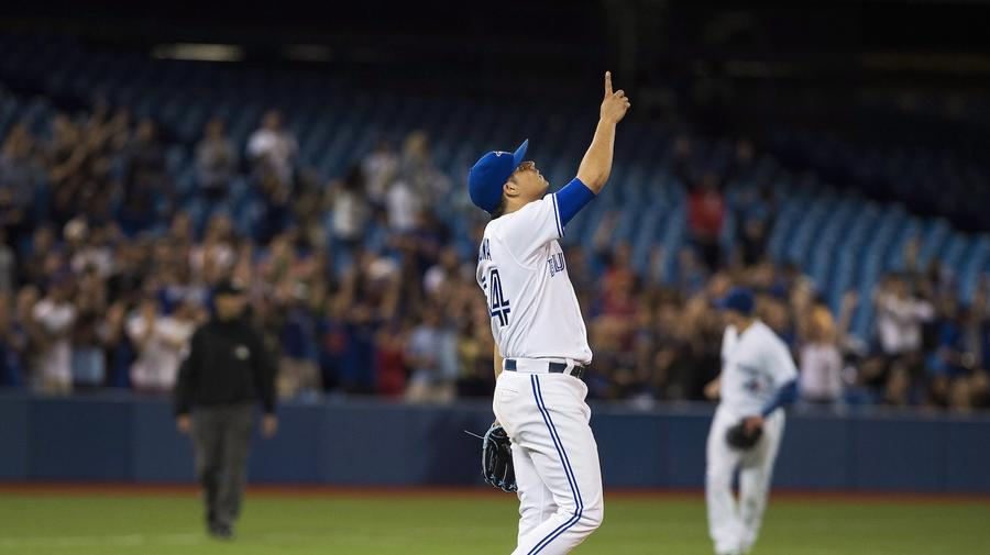 Rookie Roberto Osuna Has Been a Dominant Force for Blue Jays