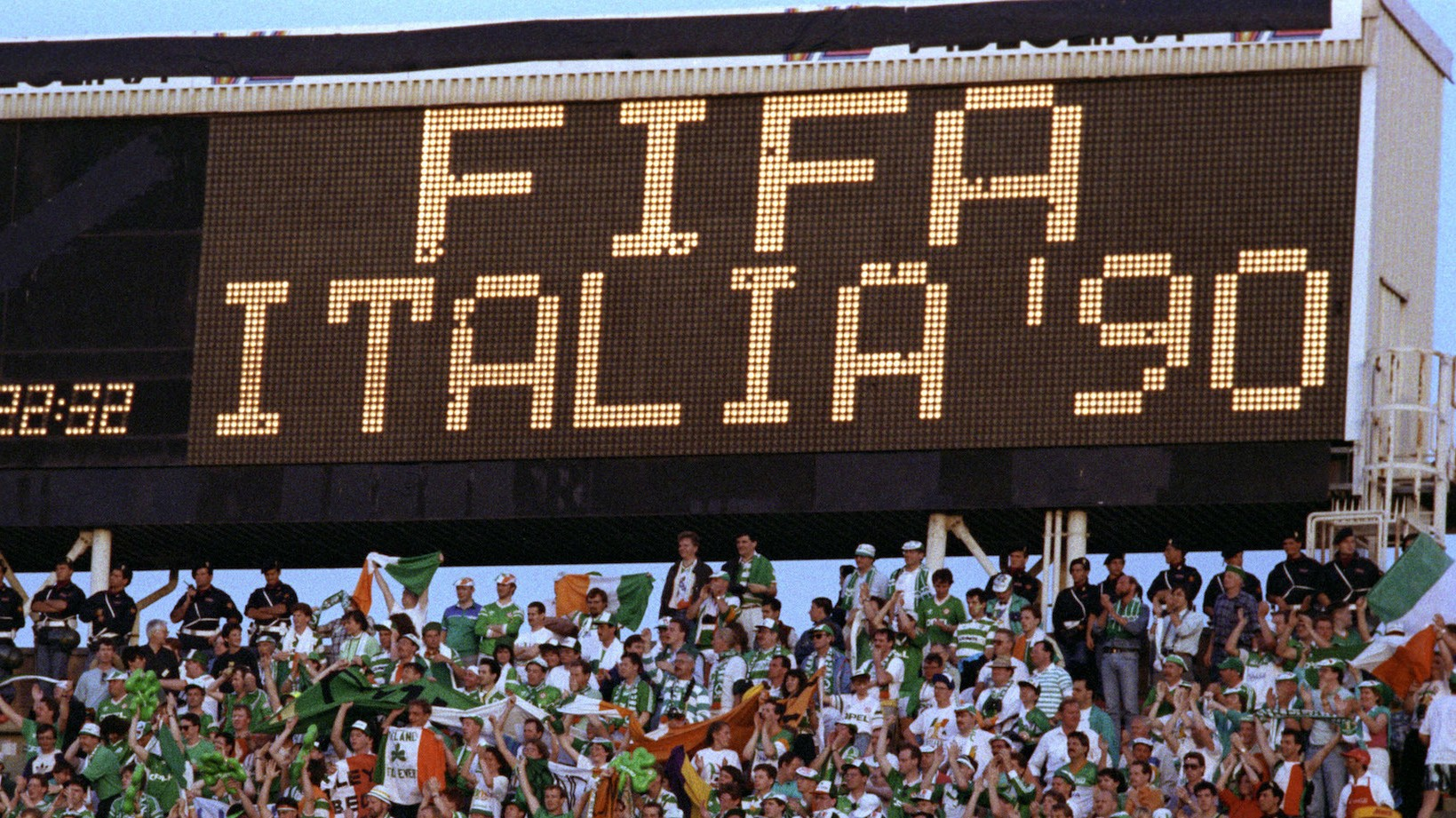 Throwback Thursday: 25 Years on From Italia 90
