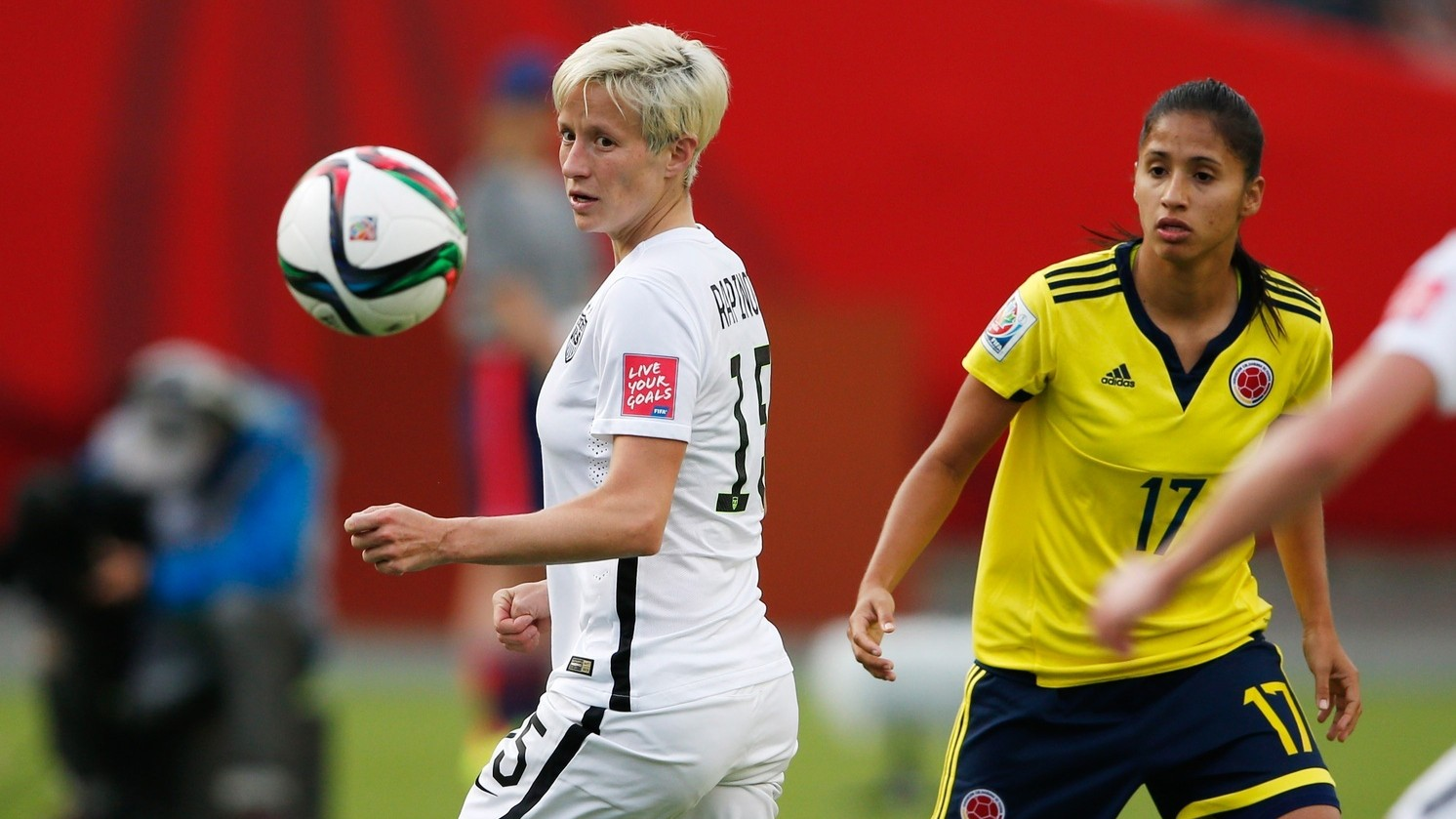The Many Reasons Why Megan Rapinoe Is As Cool As Freedom