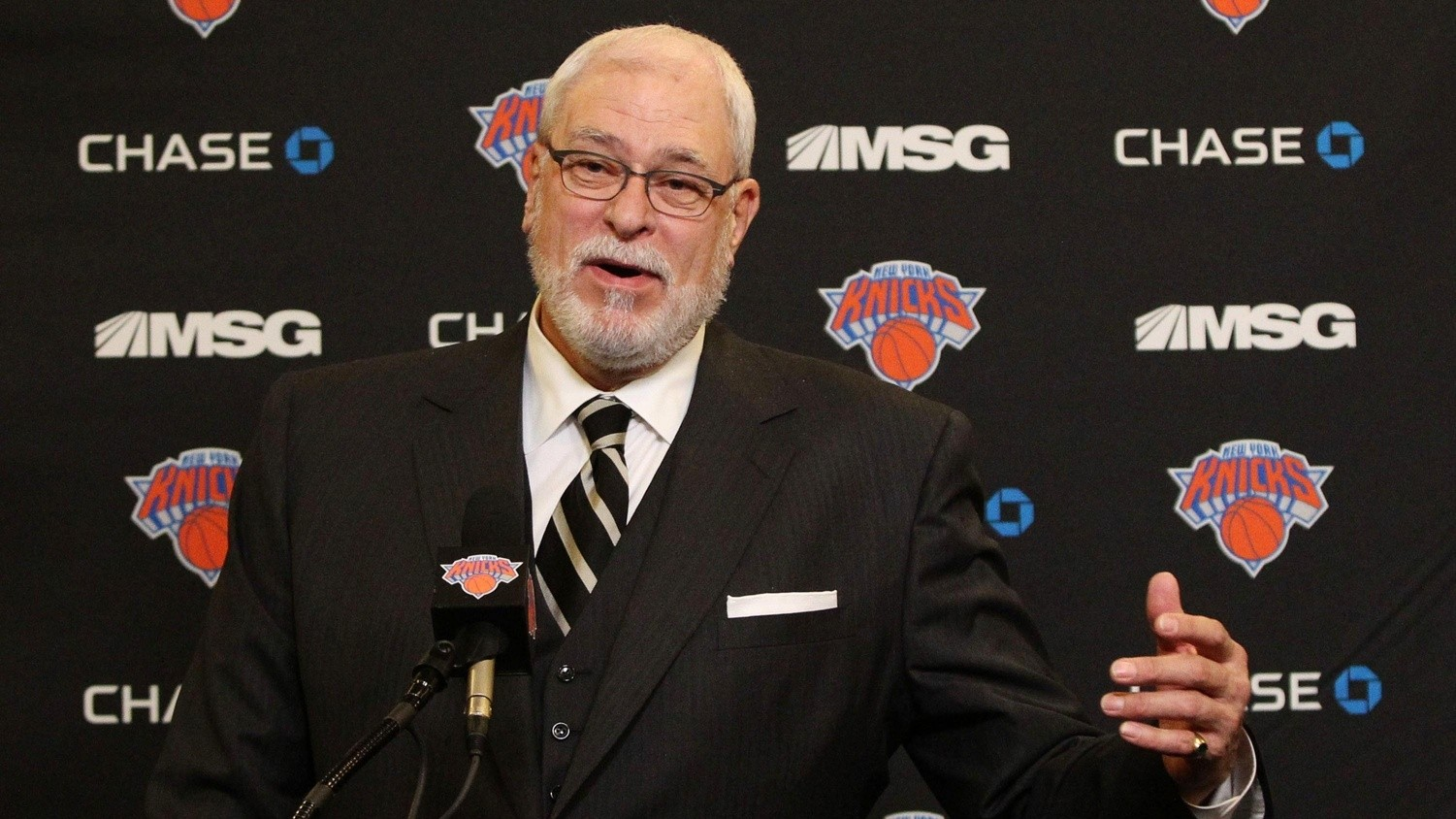 The Knicks' Shockingly Sane, Smart Offseason