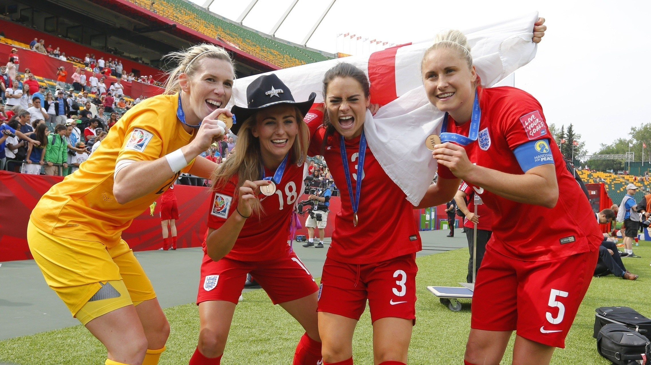 What England Can Learn From the U.S.'s World Cup Win