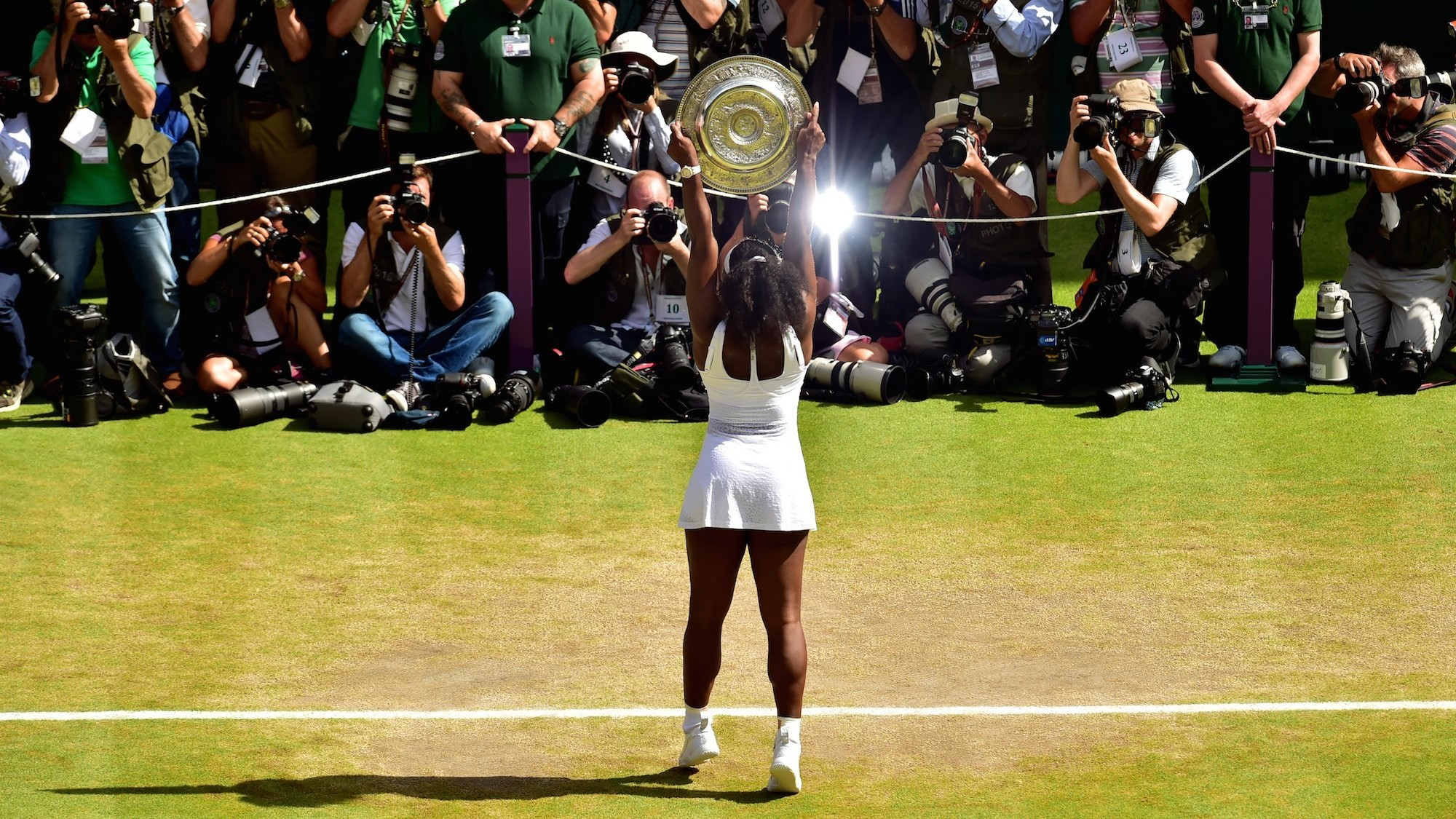Serena is the Defining Tennis Player of This Generation —​ Male or Female