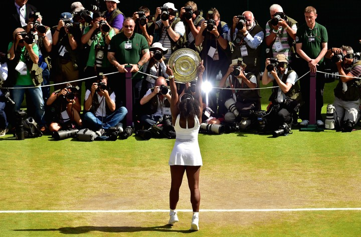 Serena is the Defining Tennis Player of This Generation — Male or Female