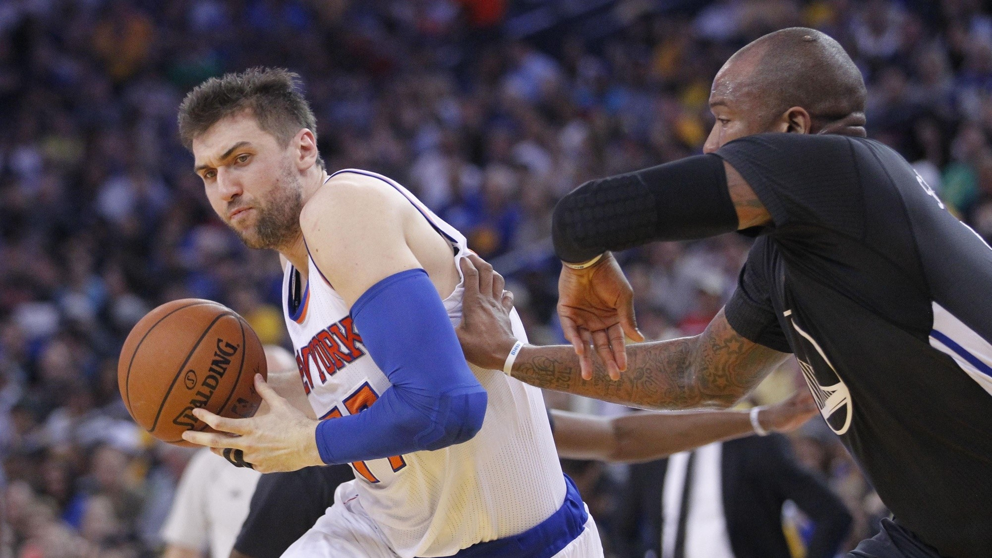 Everyone Hates Andrea Bargnani, And The Feeling Is Mutual