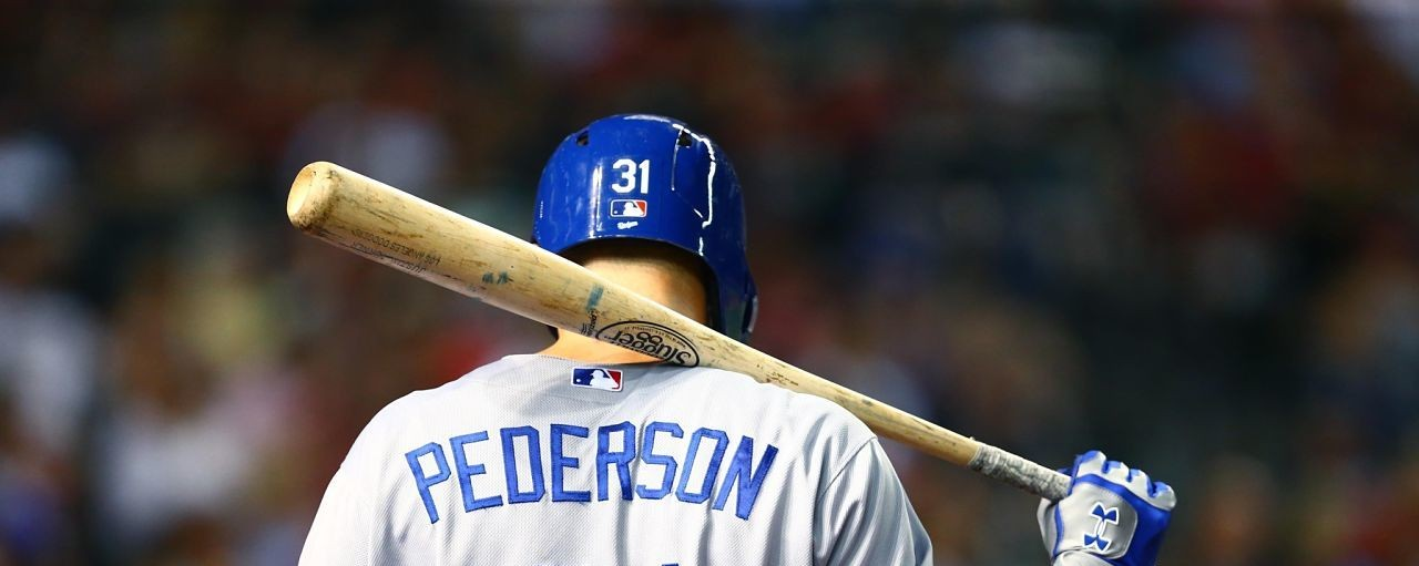 Joc Pederson is World's Best Joc Pederson