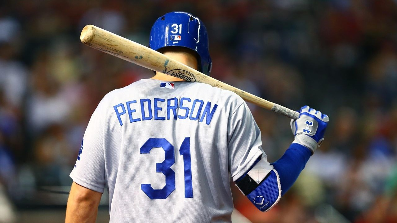 Image result for joc pederson