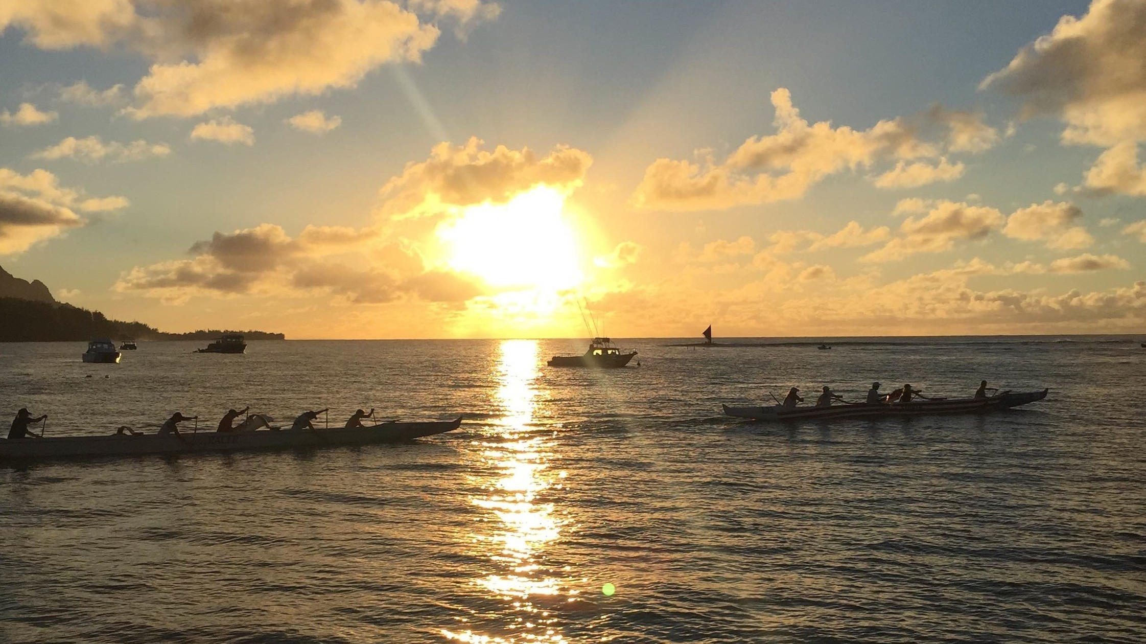 Hard Paddling in Paradise: Hawaii's Passion for Outrigger Canoe Racing