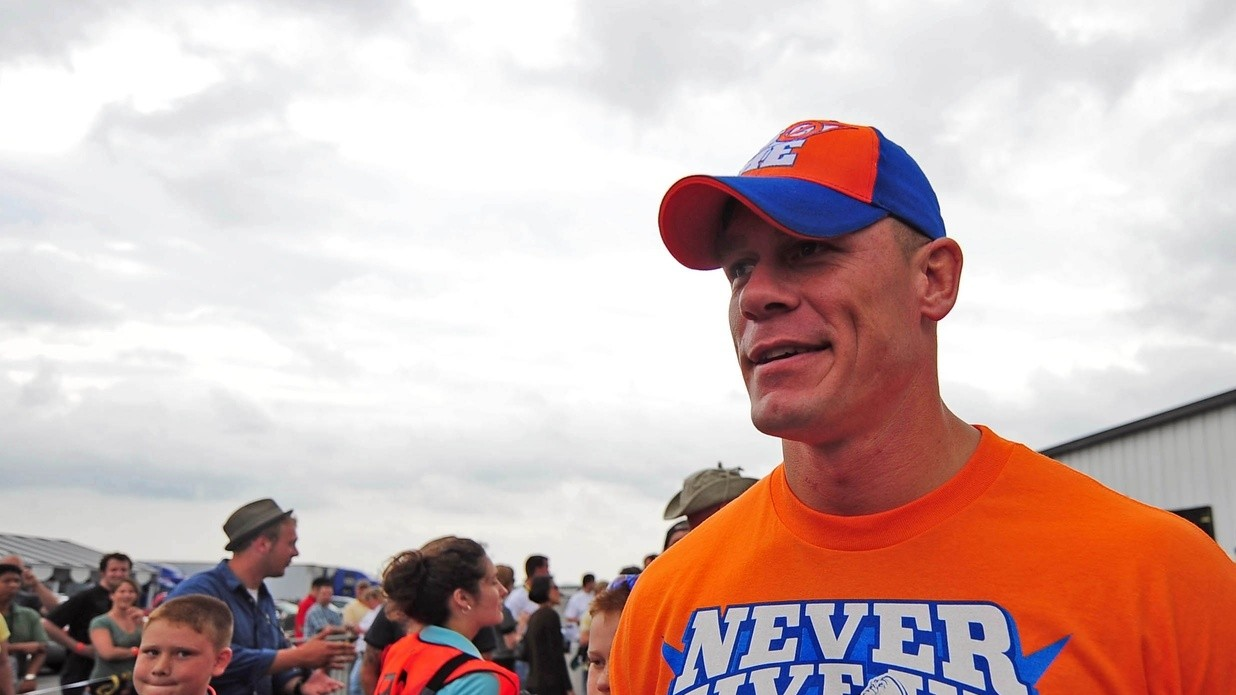 America, Meet John Cena: The Most Hated Good Guy On Earth
