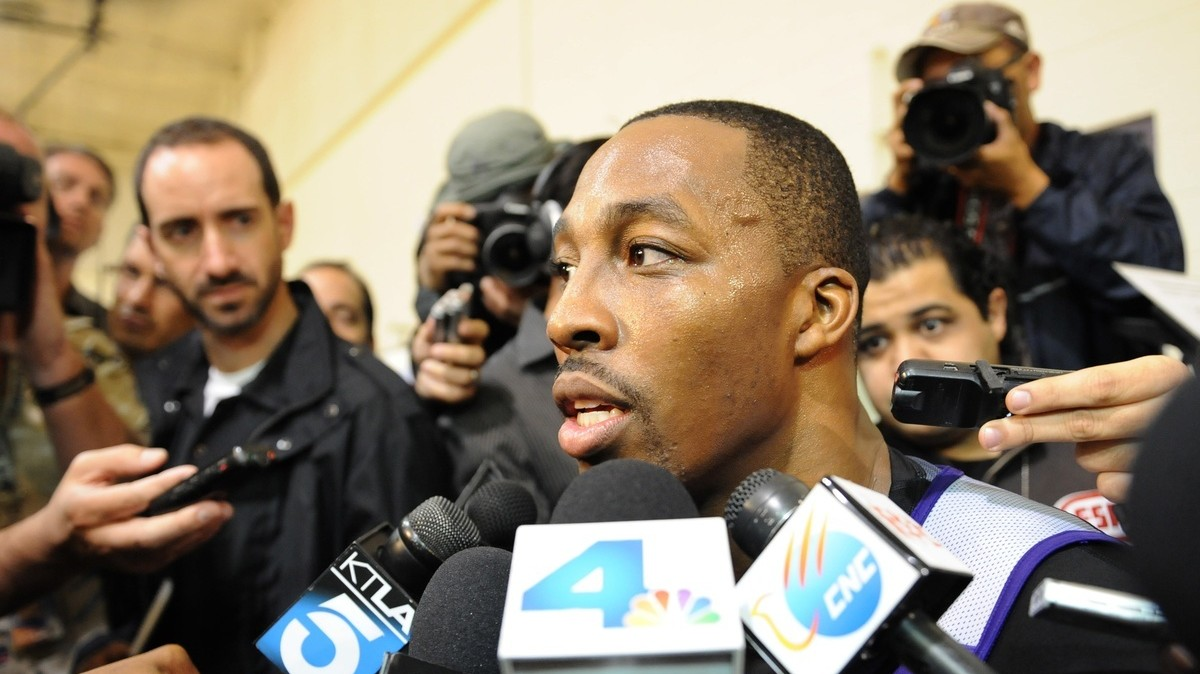 What I Learned from Dwight Howard's Propaganda Documentary