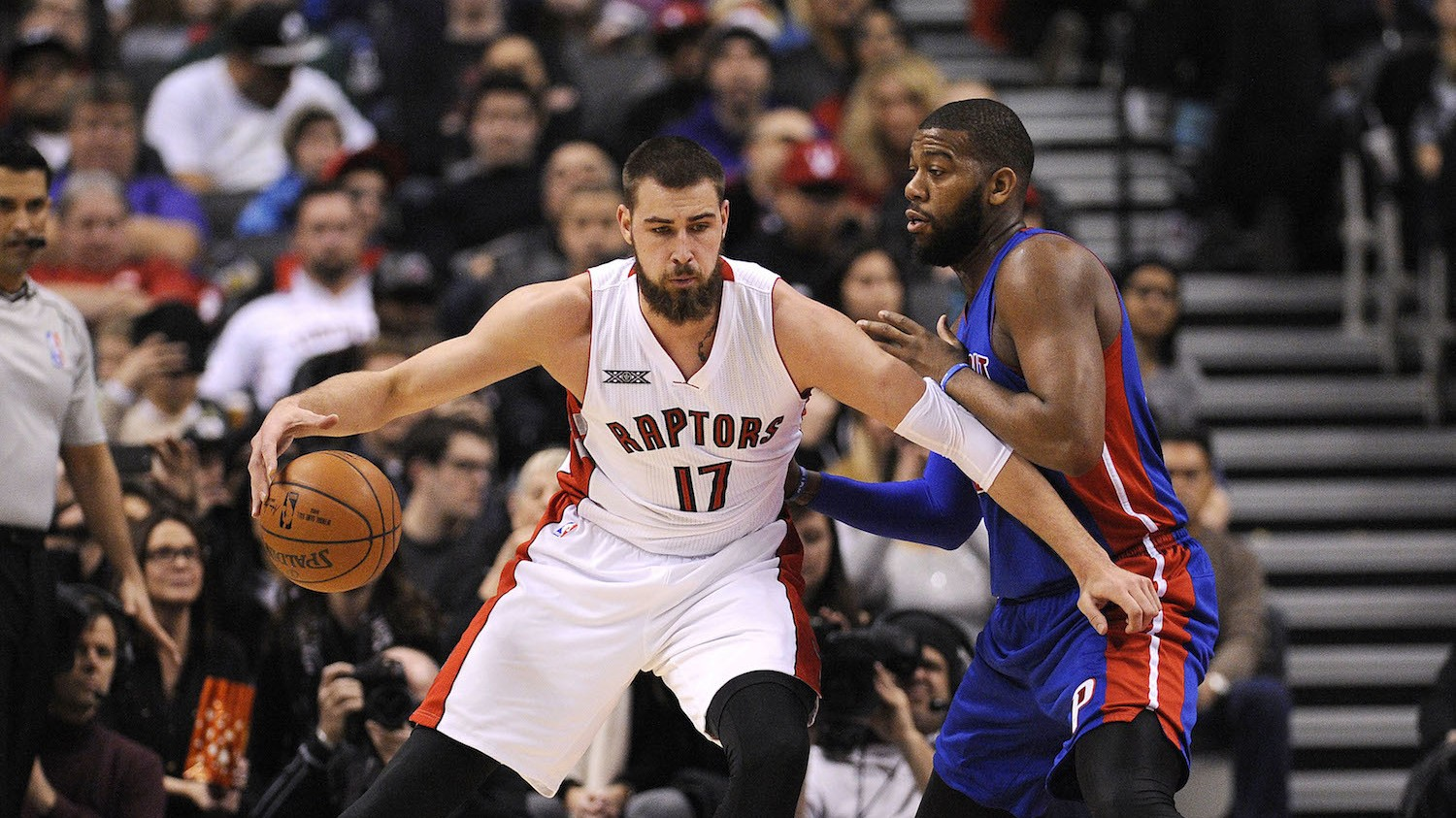 Valanciunas' Role with Raptors Unlikely to Expand as League Goes Small